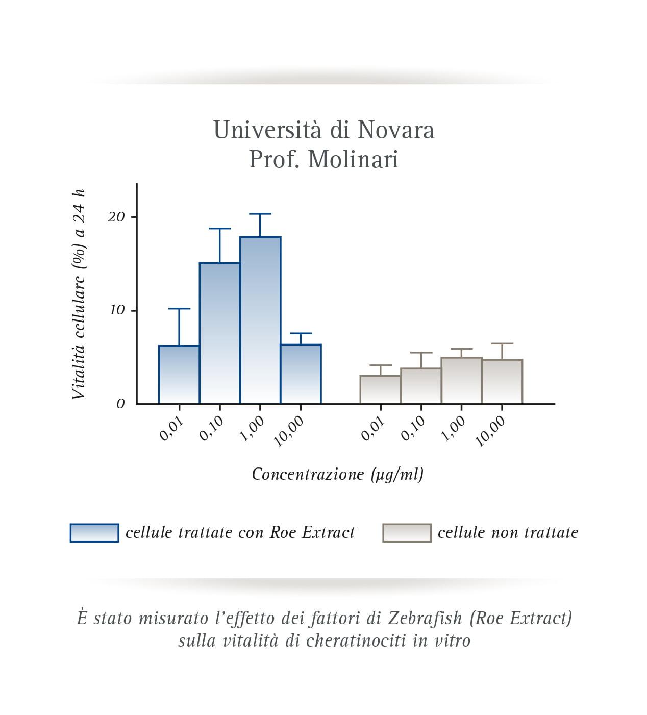 Studi Università di Novara Prof. Molinari