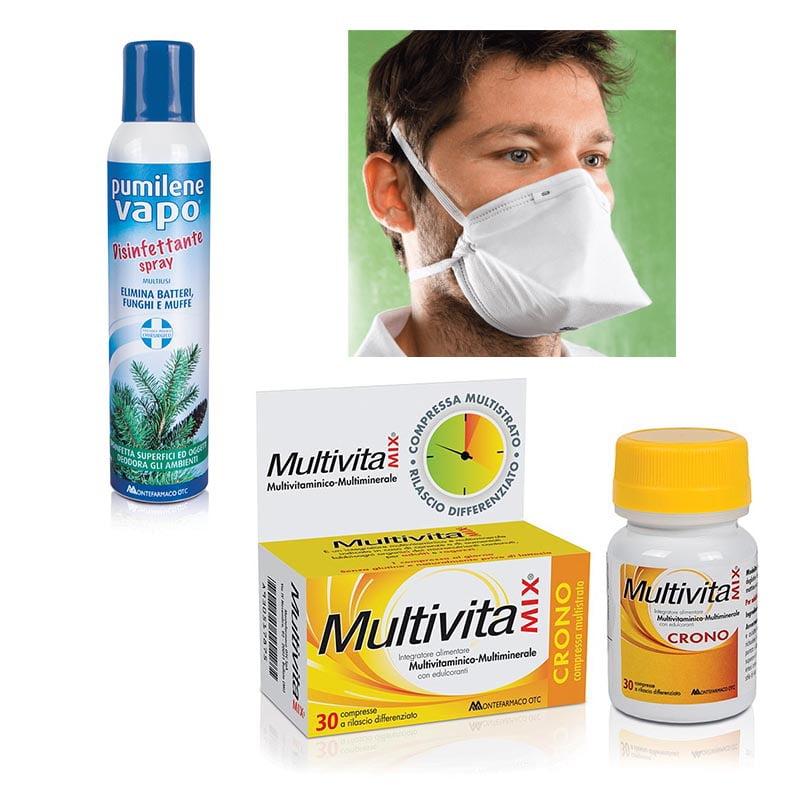 KIT aiuto prevenzione e protezione