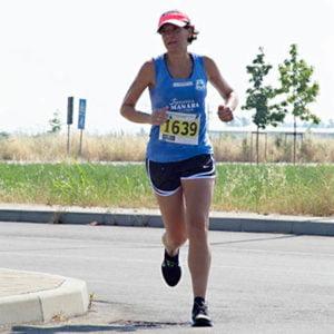 Barbara Bellocchio - Runner