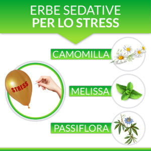 Erbe sedative Stress