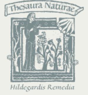 Logo Thesaura Naturae
