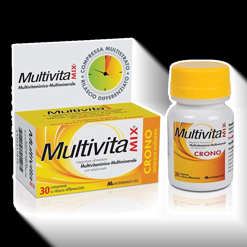 MultivitaMIX – Integratore Multivitaminico